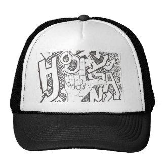 Hooligan products trucker hat