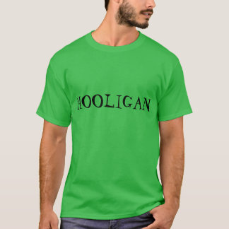 """Hooligan"" t-shirt"