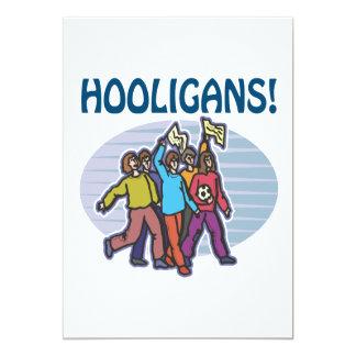 Hooligans Card
