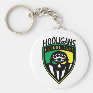 Hooligans FC Key Chain