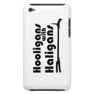 Hooligans with Haligans iPod Touch Covers