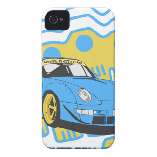 Hooning IS NOT a Crime iPhone 4 Case-Mate Case