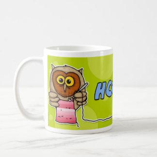 hooooked coffee mug