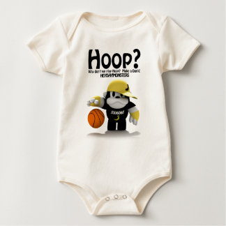 Hoop? Baby Bodysuit