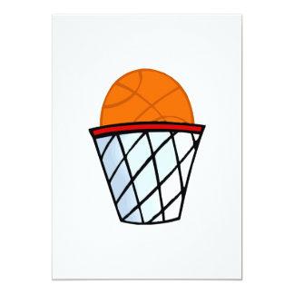 Hoop & Ball Card