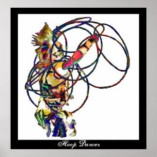 Hoop Dancer~poster