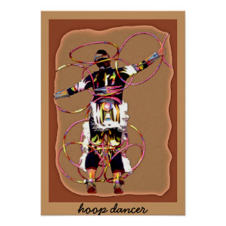 hoop dancer~poster poster