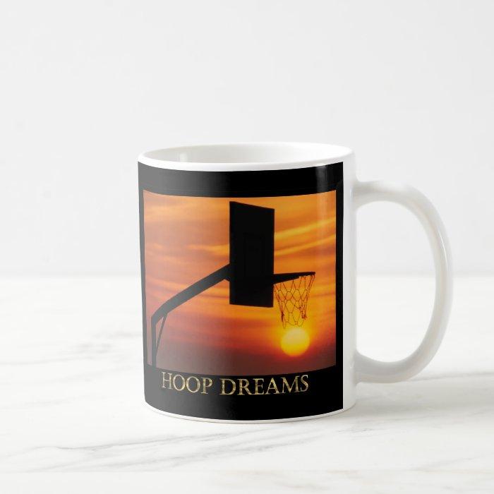 HOOP DREAMS COFFEE MUG