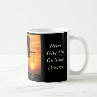 HOOP DREAMS COFFEE MUG