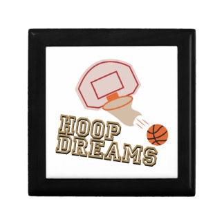 Hoop Dreams Jewelry Box