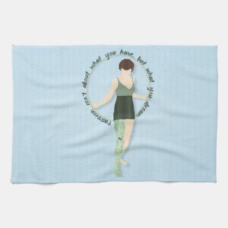 Hoop Dreams Towels