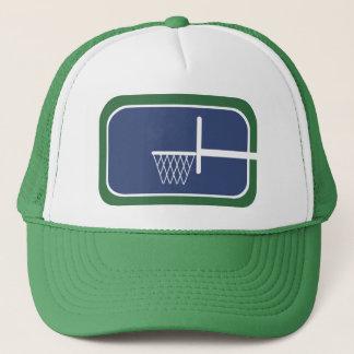 Hoop G Trucker Hat