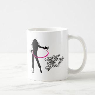 Hoop Girl-Hula Hoop Coffee Mug