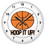 Hoop It Up 3 Clocks