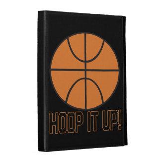 Hoop It Up 3 iPad Folio Case