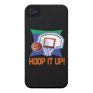 Hoop It Up Case-Mate iPhone 4 Case