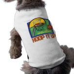 Hoop It Up Dog Tee Shirt