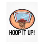 Hoop It Up Flyer