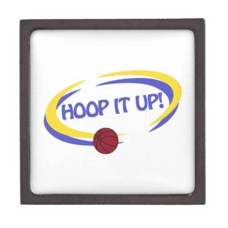 Hoop It Up! Gift Box