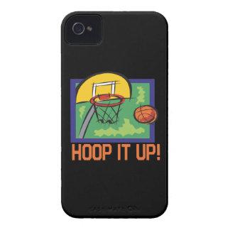 Hoop It Up iPhone 4 Case