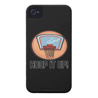 Hoop It Up iPhone 4 Cover