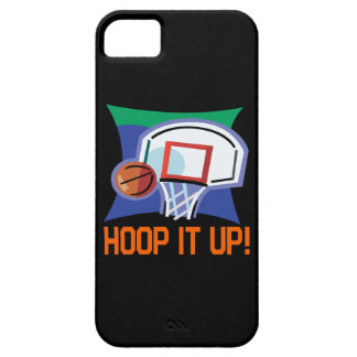 Hoop It Up iPhone SE/5/5s Case