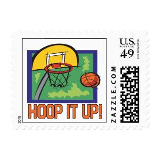 Hoop It Up Postage