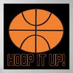 Hoop It Up Print