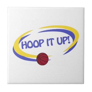 Hoop It Up! Tile