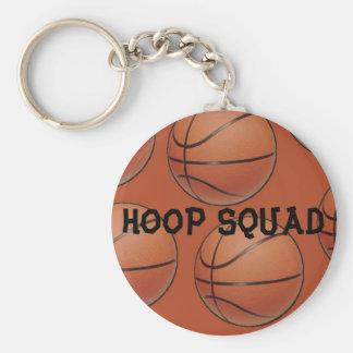 HOOP SQUAD, Keychain