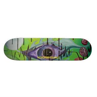 "Hooper Deck- $59.95/     7-7/8"" Skateboard"