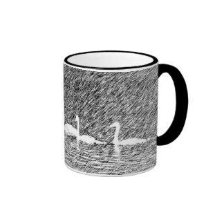 Hooper family ringer coffee mug