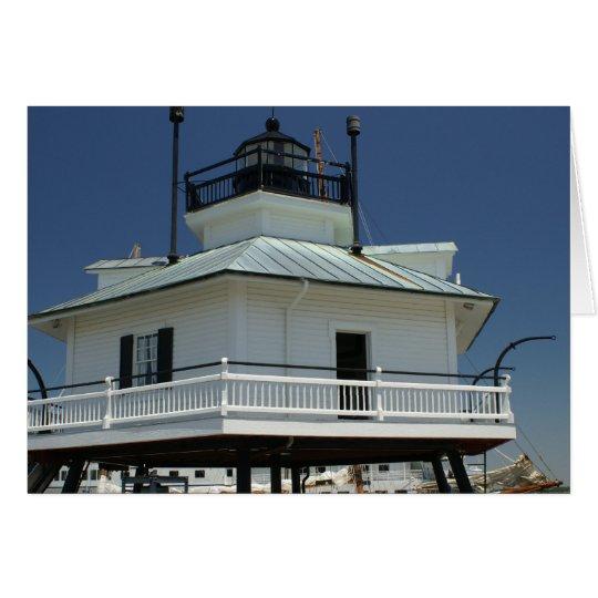 Hooper Strait Lighthouse Card