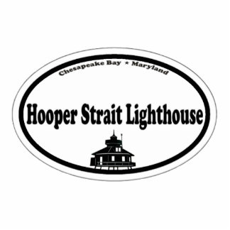 Hooper Strait Lighthouse Acrylic Cut Out