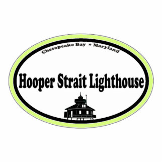 Hooper Strait Lighthouse Acrylic Cut Outs