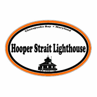 Hooper Strait Lighthouse Photo Cut Out