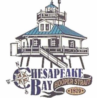 Hooper Strait Lighthouse Photo Cutouts