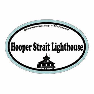 Hooper Strait Lighthouse Photo Sculpture