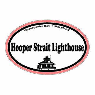Hooper Strait Lighthouse Photo Sculptures