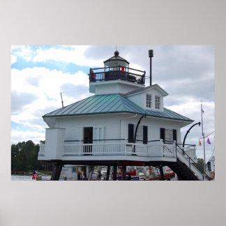 Hooper Strait Lighthouse Poster