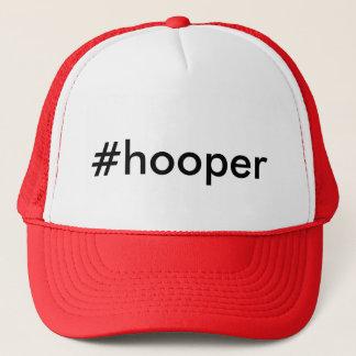 #hooper Trucker hat