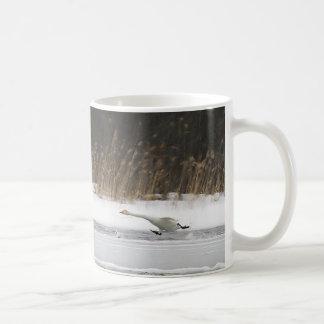 Hoopers Classic White Coffee Mug