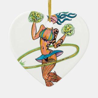 hoopgirl.jpg ceramic ornament