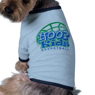 HoopKids Basketball Dog Clothes