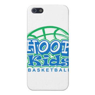 HoopKids Basketball iPhone 5 Case