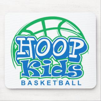 HoopKids Basketball Mouse Pad