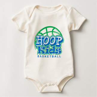 HoopKids Basketball Romper