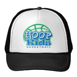 HoopKids Basketball Trucker Hat