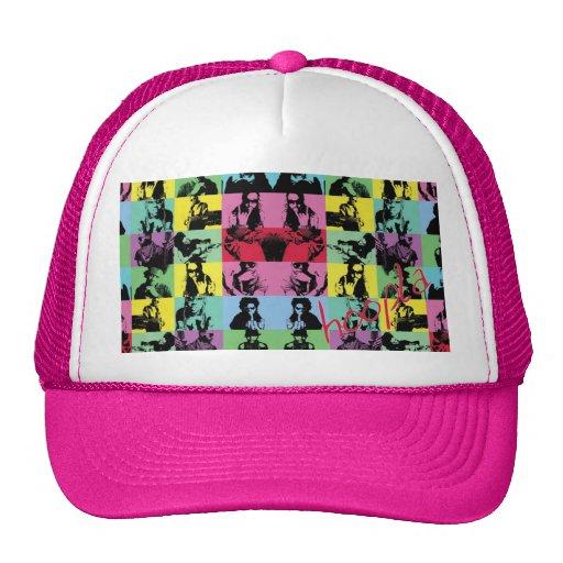 Hoopla college hats
