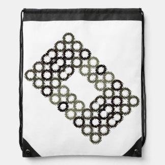Hoopla Drawstring drawback Backpack
